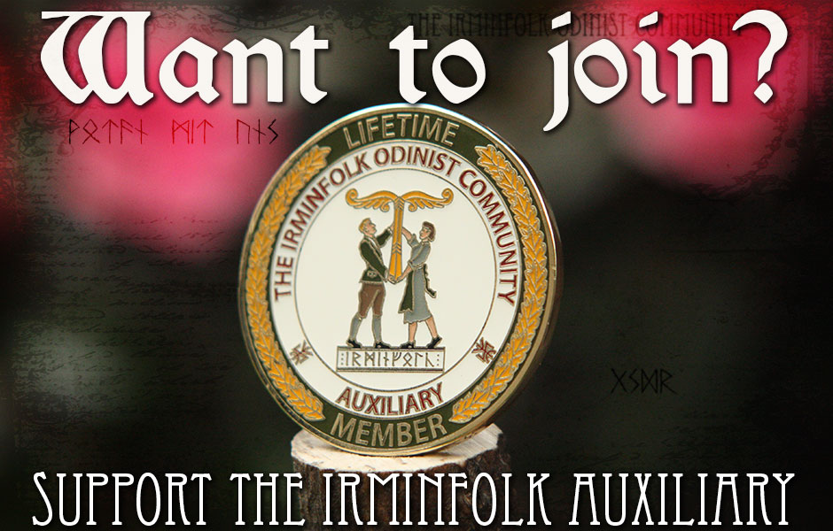 Join the Irminfolk Odinist Community