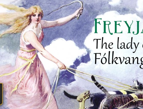 Freyja – The lady of Fólkvangr